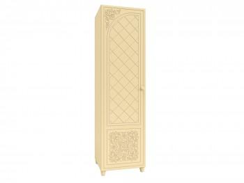 Распашной шкаф Соня в цвете Ваниль Шагрень