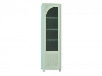 Распашной шкаф Соня в цвете Мята Шагрень