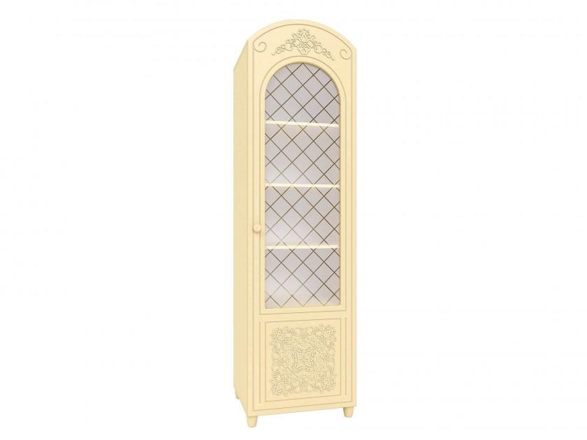 распашной шкаф Стеллаж Соня Соня в цвете Ваниль Шагрень шкаф стеллаж пилигрим