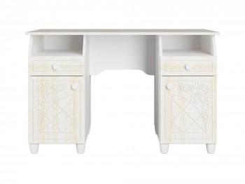 Туалетный стол Соня Премиум в цвете Патина Ясень