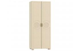 Распашной шкаф Монблан в цете Венге Светлый