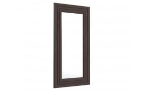 Зеркало Монблан в цвете Орех Шоколадный