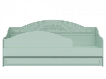 Кровать Соня в цвете Мята Шагрень