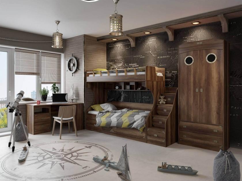 детский гарнитур Набор мебели для детской комнаты Навигатор Навигатор