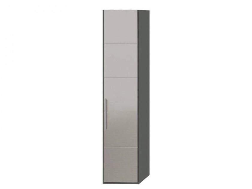 распашной шкаф Шкаф для белья с 1 дверью с зеркалом R Наоми Наоми