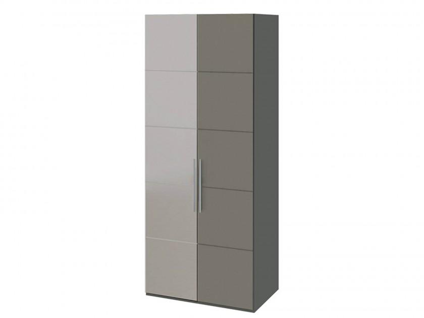 Шкаф для одежды с 2 дверями Наоми Наоми
