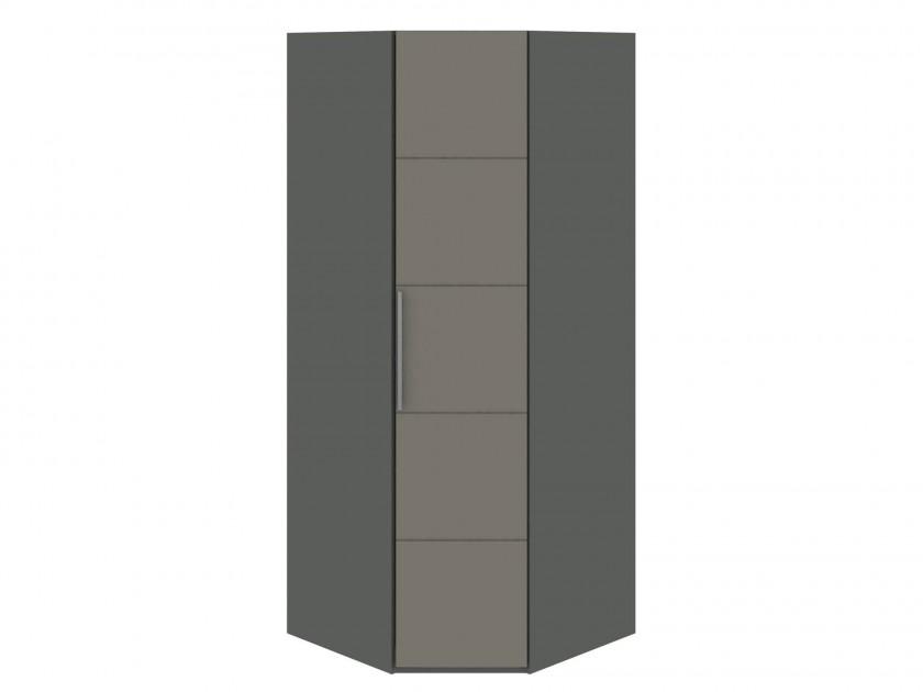 распашной шкаф Шкаф угловой с 1 дверью Наоми Наоми
