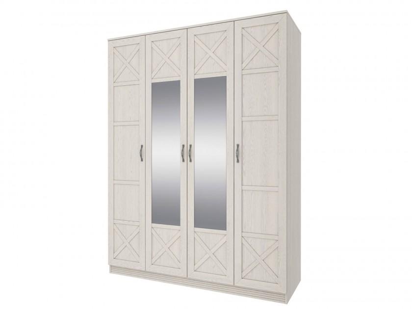 Фото - Шкаф 4-х дверный с зеркалом Лозанна Лозанна шкаф с зеркалом тифанистл 305 01