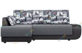 Нью-Йорк (Поло) диван угловой арт. 181786-РЦ